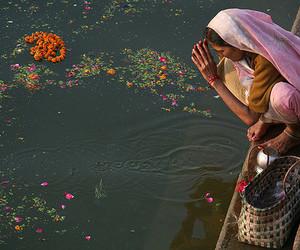 ganga, varanasi, and india image