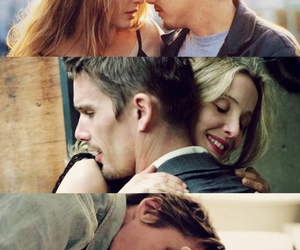 before sunrise, before sunset, and before midnight image