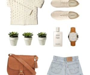 casual, Polyvore, and comfort image