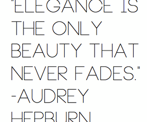 quote, elegance, and beauty image