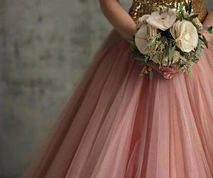 engagment and bride made dress image