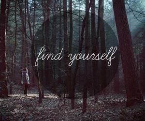 yourself, quotes, and find image