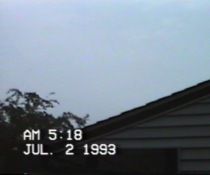 90s and vhs image