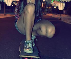 converse, hipster, and shorts image
