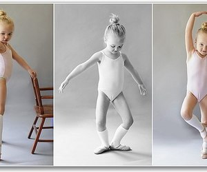 ballet, dance, and child image