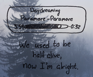 paramore, daydreaming, and hayley williams image