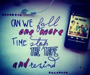 one direction, gotta be you, and music image