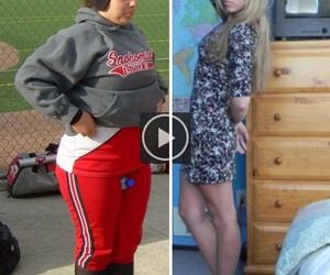 before and after, thin, and weight loss image