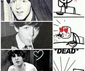 Paul McCartney and cute image