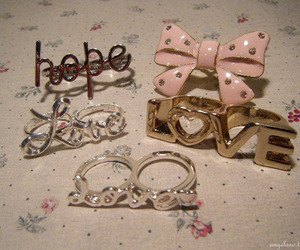 bow, hope, and aneis image