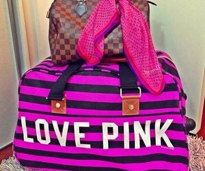bag, fashion, and Victoria's Secret image