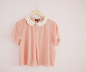 chic, collar, and cute image