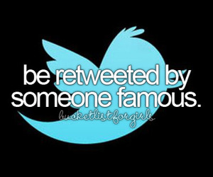 famous, before i die, and twitter image