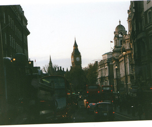 Big Ben, Film Photography, and london image