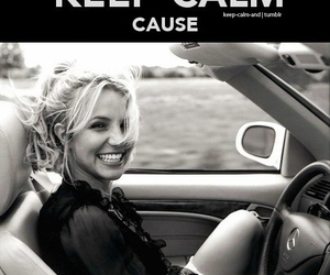 britney spears, keep calm, and hold it against me image