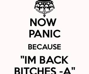pretty little liars, back, and quotes image