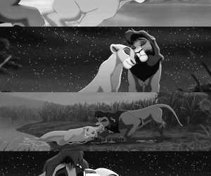 disney, lion, and the lion king image