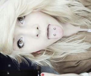 piercing, girl, and jagoda potiopa image