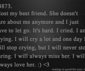 :(, i'll miss you, and cant take it image