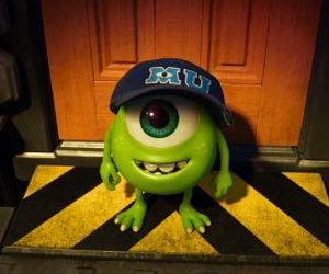 baby, monsters university, and disney image