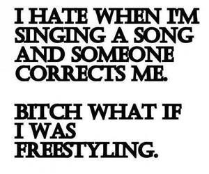 song, freestyle, and funny image
