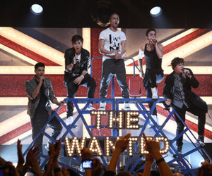 the wanted image