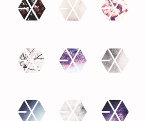 chinese, exo, and galaxy image