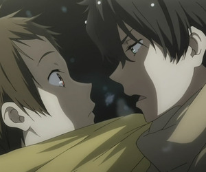 anime, hyouka, and boy image