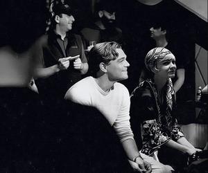 the great gatsby, Carey Mulligan, and leonardo dicaprio image