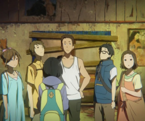 anime, hyouka, and movie image