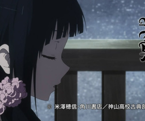 anime, hyouka, and chitanda eru image