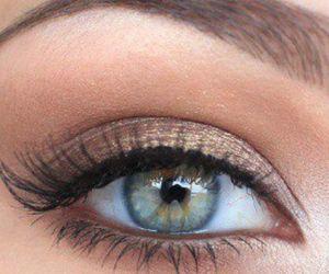 make up and eye image