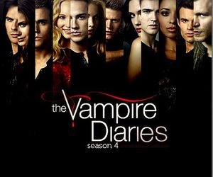 the vampire diaries, ian somerhalder, and vampire image