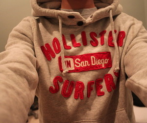 hollister and boy image