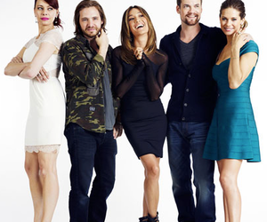 shane west, maggie q, and lyndsy fonseca image