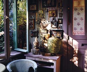 room, interior, and window image