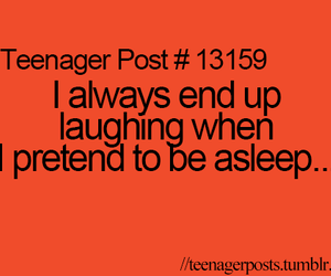 laughing, teenager post, and pretend image