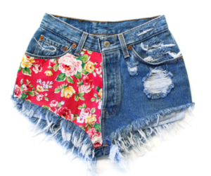 shorts, pink, and style image