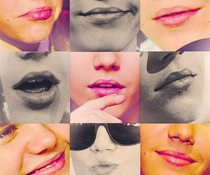justin bieber, lips, and sexy image