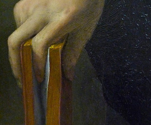 book, detail, and painting image