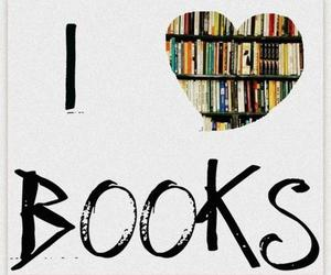 books, photography, and love image