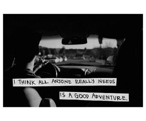 adventure and think image