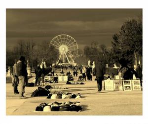 new year, paris, and photography image