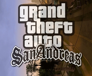 game, photography, and san andreas image