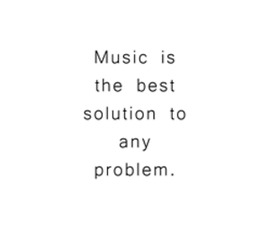 music, quote, and problem image