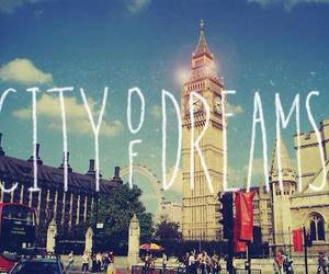 london, england, and Dream image