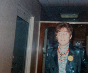beautiful, the beatles, and john lennon image