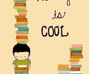 book, reading, and cool image