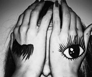 creativity, photography, and eye image