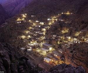 iran, mountains, and light image
